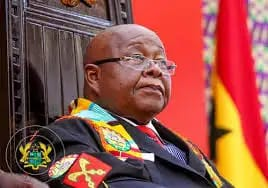 Prof Mike Oquaye Retained As Speaker Of Parliament