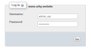 Install WordPress pada VPS Vesta CP