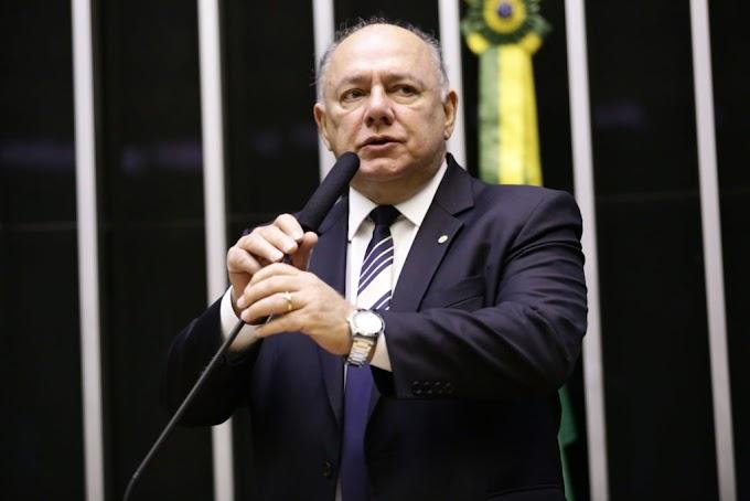 Deputado federal Schiavinato falece em Brasília vítima da Covid-19
