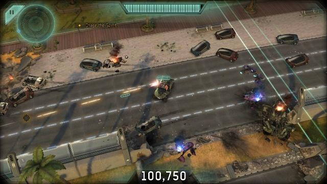 Download Halo Spartan Strike PC Games Gameplay