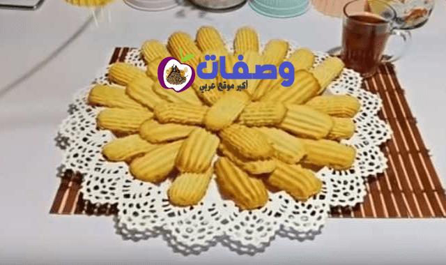 طريقه بسكويت النشادر فاطمه ابو حاتي