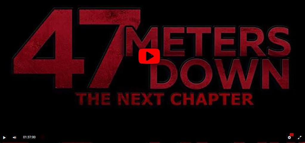 47 Meters Down: Uncaged Película Completa