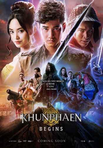 Khun Phaen Begins 2019 480p 400MB BRRip Dual Audio [Hindi - Thai]