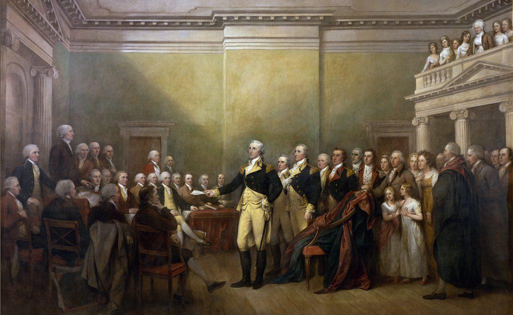 97cf5b8f4 BLOG DO ORLANDO TAMBOSI: George Washington, o homem que não quis ser ...