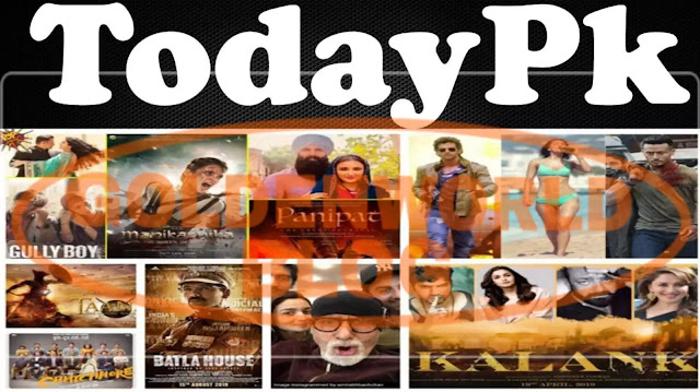 Todaypk – Download Free Hindi & Stream Latest Movies - GoldenWorldBlog.in