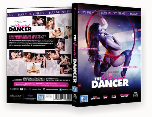 CAPA DVD – The Perverted Dancer xxx 2018 – ISO