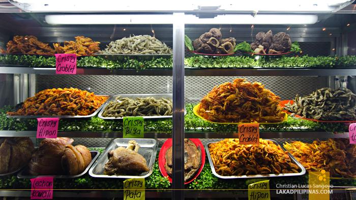 Mahogany Market Bulalohan Stalls