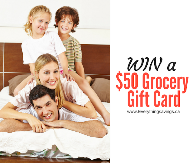 The Grocery Gift Card Winner Is...