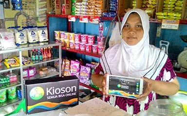 Transaksi Digital Menjadi Lebih Mudah Dengan Kioson - Blog Mas Hendra