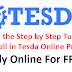 Step by Step Tutorial on How to Enroll in Tesda Online Program