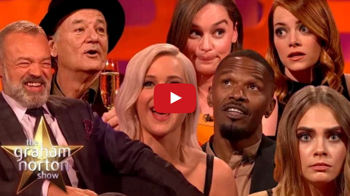 Tastefully Offensive - Comedian absolutely nails celebrity impressions