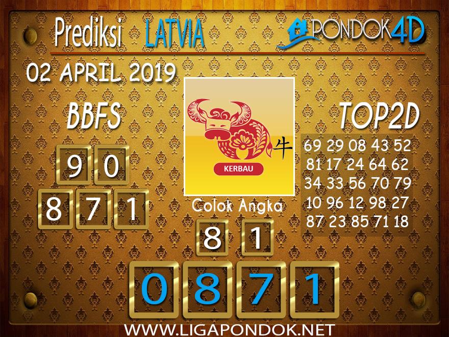 Prediksi Togel LATVIA PONDOK4D 02 APRIL 2019