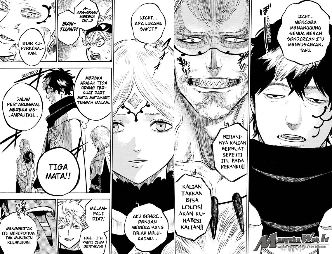 Black Clover Chapter 51 Bahasa Indonesia