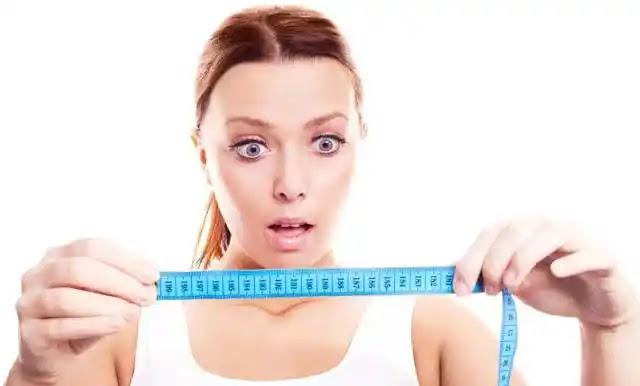 طريقة زيادة الوزن