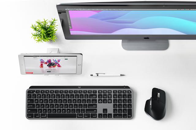 Logitech MX Master 3 ve MX Keys tanıtıldı