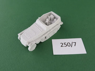 Sd Kfz 250/1 to 11 picture 6