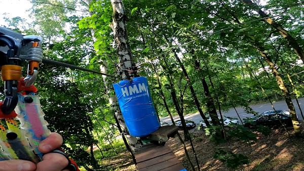 Budowa parków linowych HMM