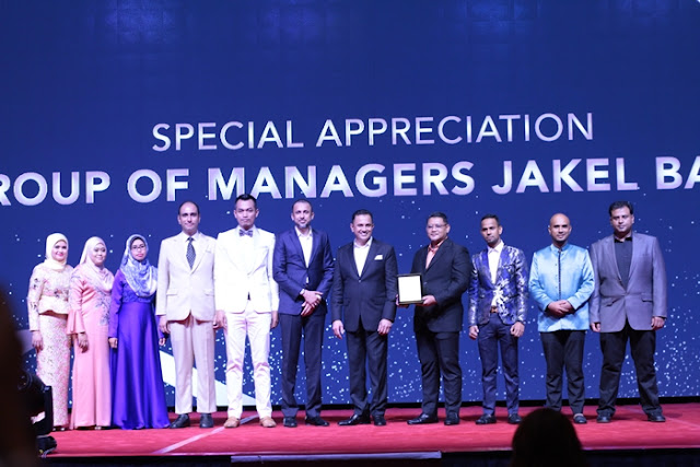 JAKEL 35th Anniversary Dinner,  Grand Ballroom, Kuala Lumpur Convention Centre, Jakel Textile, Jakel, Fashion, Lifestyle,