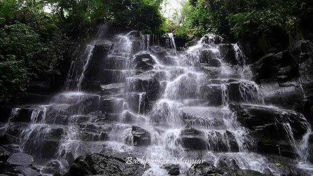 Air Terjun Kanto Lampo Bali yang indah
