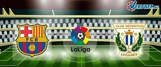 Por DirecTV, Barcelona vs Leganés EN VIVO ONLINE TV