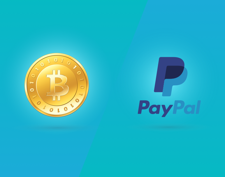 how to turn paypal money into bitcoins to dollars