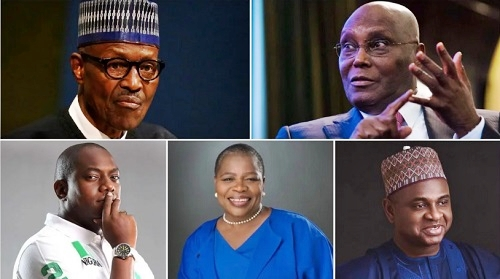 2019: Sowore, Duke, Others Ignored As NEDG & BON Pick Only 5 Candidates For Presidential Debate