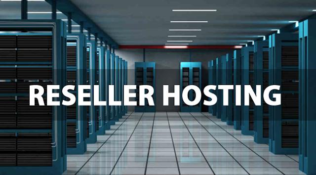 Reseller Web Hosting Service