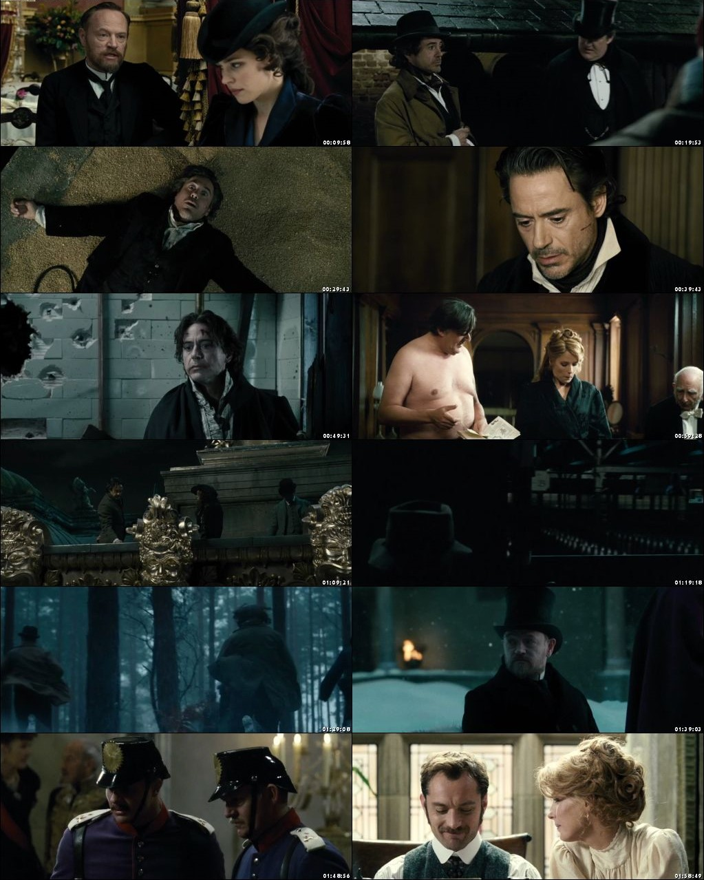 Sherlock Holmes: A Game of Shadows 2011 Full Movie Online Watch