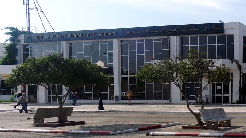 مطار بجاية الصومام عبان رمضان Abane Ramdane Airport