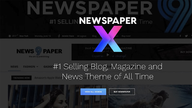 Newspaper-WordPress-Theme-download