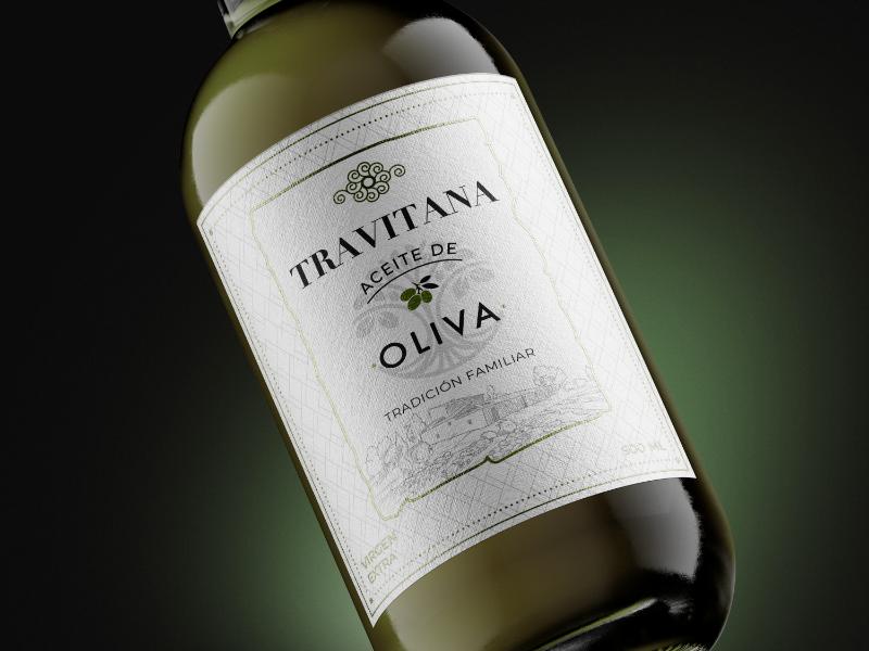 Travitana olive oil