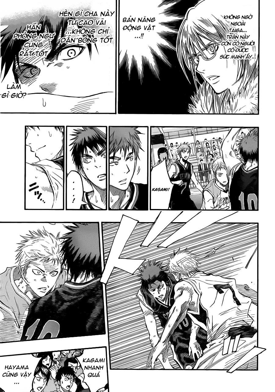Kuroko No Basket chap 236 trang 9