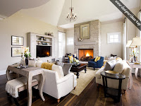 American Living Room, Top 3 Natural Classic Designs