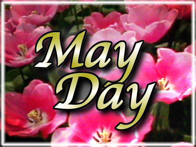 May Day Wishes Images