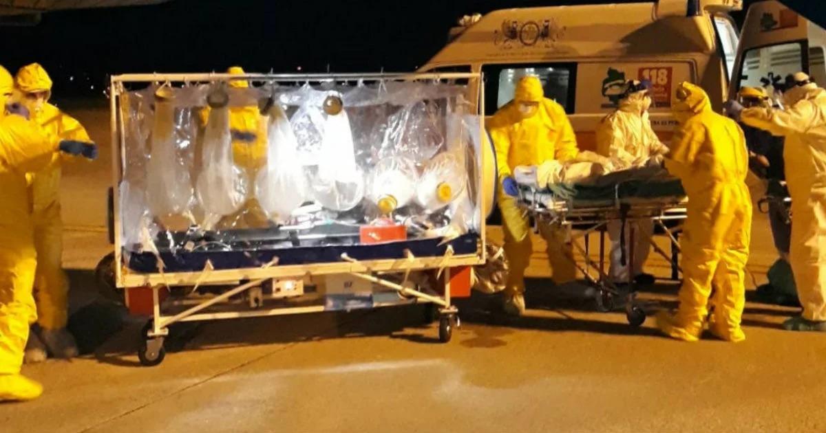 Muere una familia entera por coronavirus en Italia