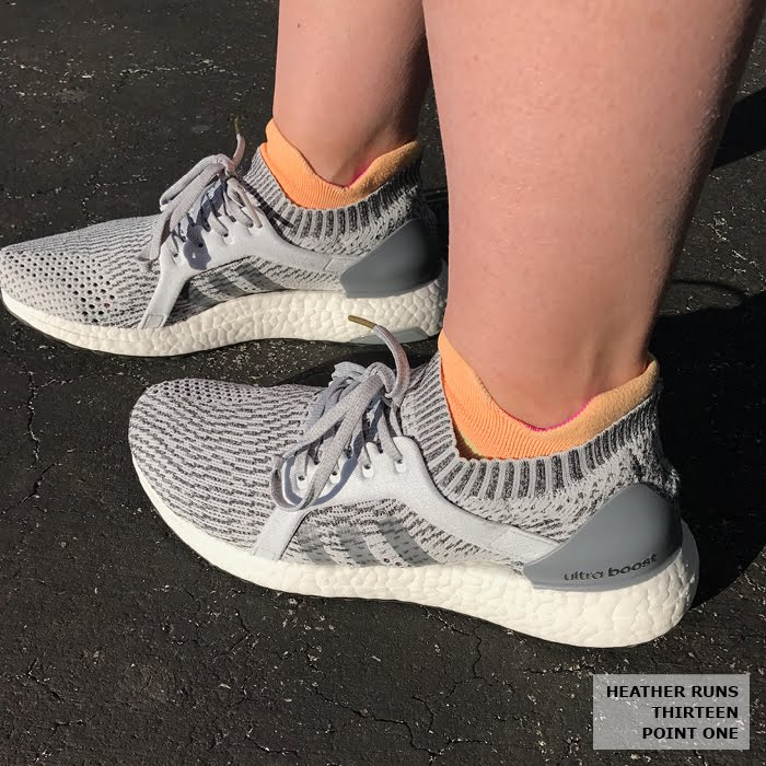 151aa098aaf91 Heather Runs Thirteen Point One  boost your run  adidas ultraboost x ...
