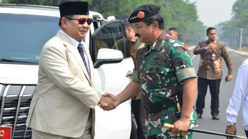 Pakar Pertahanan Beber Calon Panglima TNI, Seret Prabowo Subianto