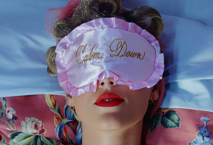 Music video: Taylor Swift - You need to calm down | Random J Pop