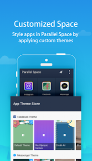 Customized Space And More Themes