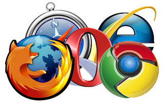 Web Browsers Logo