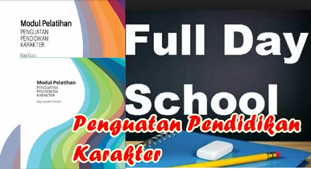Modul Penguatan Pendidikan Karakter (PPK) SD/SMP/SMA/SMK