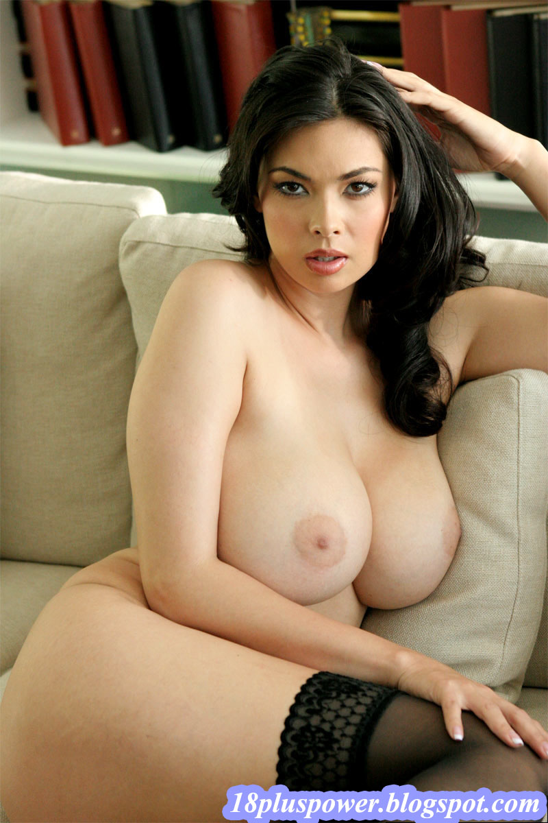 Sexy Large Breast Women
