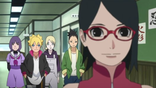 Boruto Naruto Next Generations – Episódio 35