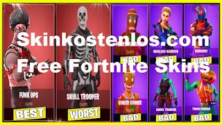 Skinkostenlos.com Free Fortnite Skins Forever from skinkostenlos com