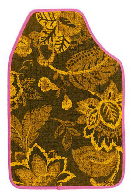 selective-yellow-florals-custom-car-floor-mats