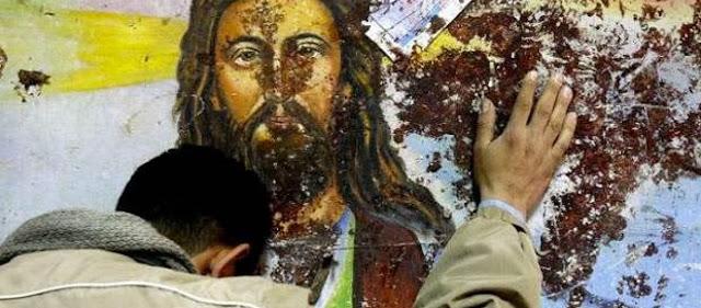 Γιατί άραγε τόσο μίσος και τόση μανία εναντίον του Χριστού;
