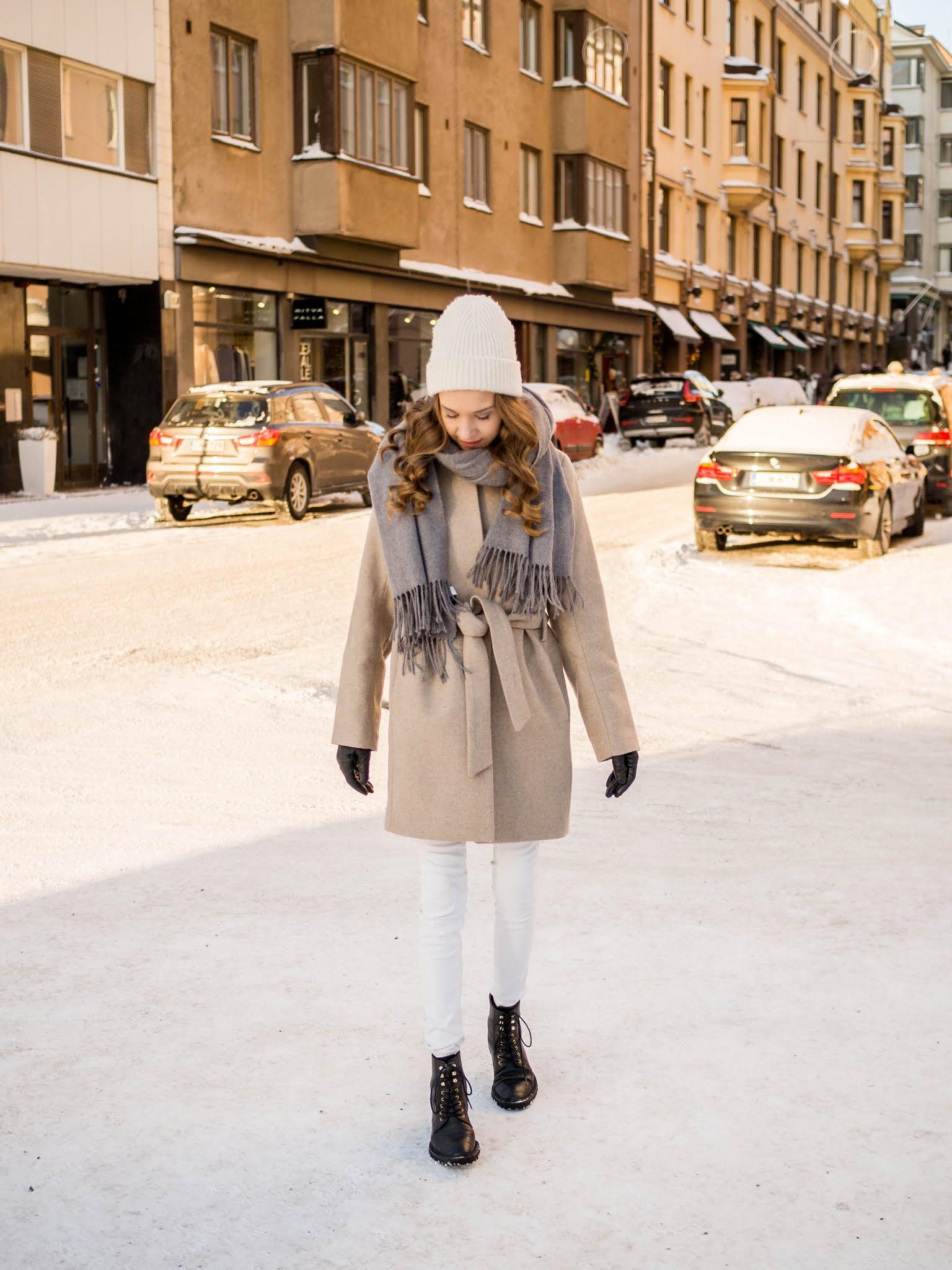 Vinkkejä talvipukeutumiseen // Tips for winter dressing