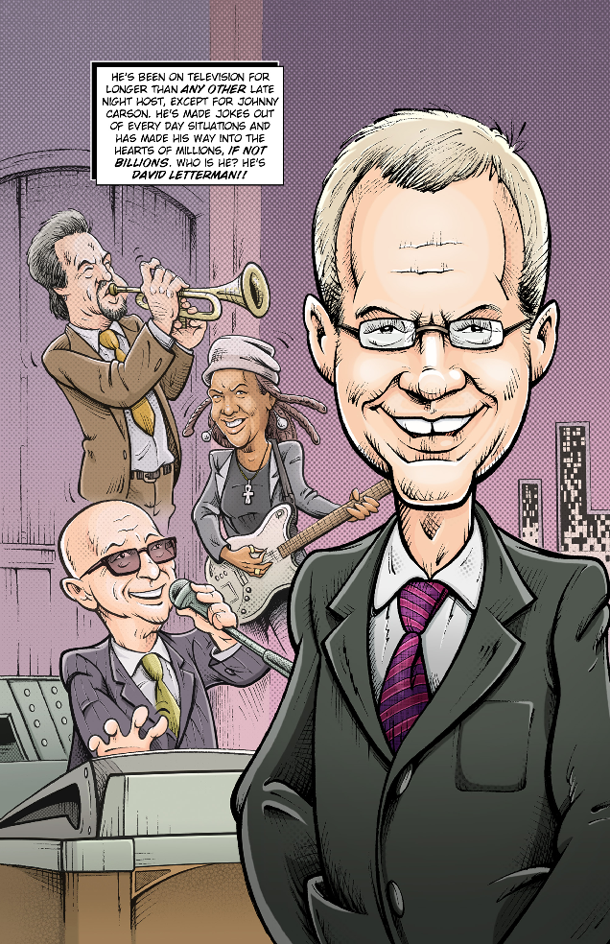 David Letterman - 3