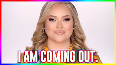 Video of Nikkie Tutorials coming out as Transgender