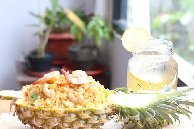 Nasi Goreng Nanas ala Lemongrass Pontianak